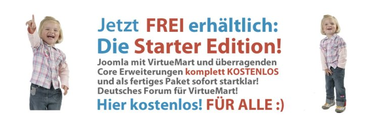 Ihr Online Shop mit Virtuemart 2